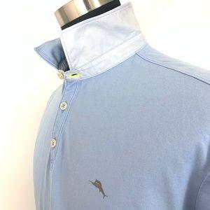 Tommy Bahama Shirts - Tommy Bahama XL Short Sleeve Polo